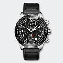 IWC Fliegeruhr Timezoner Chronograph