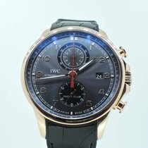 IWC Portuguese Yacht Club Chronograph IW390209 2014 pre-owned