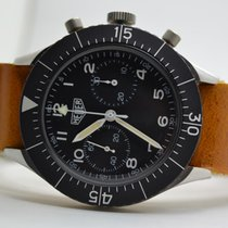 Heuer Bundeswehr Chronograph Flyback - Tag Heuer Revision 08/2017