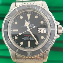 Rolex Submariner Date Ref.1680 Red MK4  box/punched papers LC100