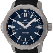 IWC : Aquatimer 'Expedition Jacques-Yves Cousteau' : ...