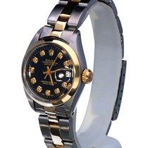 Rolex Oyster Lady Datejust Gold Steel Vintage 26 mm (1967)
