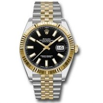 Rolex Datejust 126333 BKIJ new