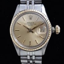 Rolex 6517 Oyster Perpetual Date 18k YG
