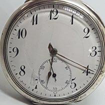 IWC Ultra Rare Iwc Cal +55231 Poket Watch Silver 900 Year 1920 1920 folosit