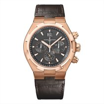 Vacheron Constantin Red gold Automatic 42.5mm new Overseas Chronograph