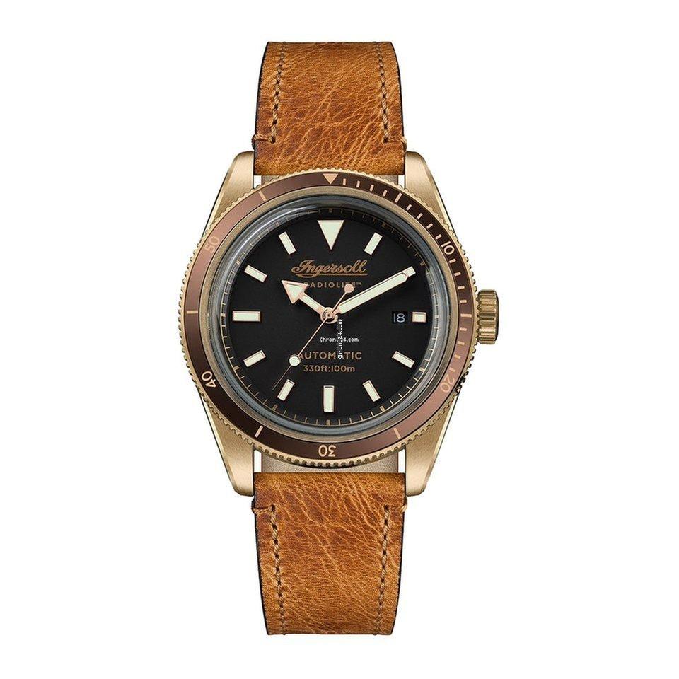 Koupě hodinek Ingersoll  af0239c3259