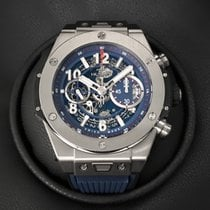 Hublot Big Bang Unico 45mm Titanium Blue 2018 EU