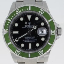 Rolex Submariner Date 16610LV 2009 pre-owned
