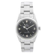 Rolex Vintage Rolex Explorer I Men's Steel Watch Ref. 1016