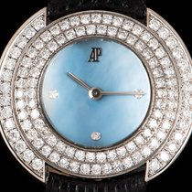 Audemars Piguet Millenary White gold 28mm Blue No numerals United Kingdom, London