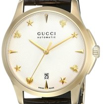 Gucci 38mm Automatic YA126470 new