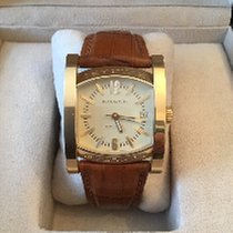 Bulgari Yellow gold Automatic 36mm pre-owned Assioma