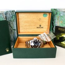 Rolex Sea-Dweller 4000 Steel 40mm Black No numerals United Kingdom, London