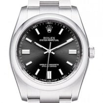 Rolex Oyster Perpetual 36 Steel 36mm Black No numerals United States of America, Florida, MIAMI