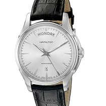 Hamilton Jazzmaster Day Date Auto Staal 40mm Zilver