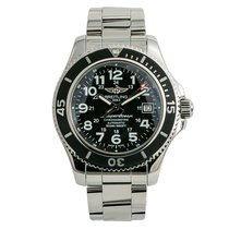 Breitling Steel 42mm Automatic A17365 pre-owned United States of America, New York, New York
