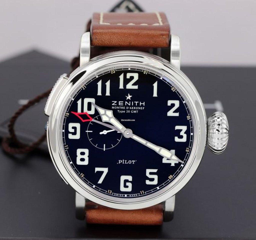 28555ef71162 Relojes Zenith - Precios de todos los relojes Zenith en Chrono24