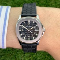 Patek Philippe 5064A-001 Steel 1998 Aquanaut 36mm pre-owned