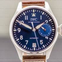 IWC Big Pilot Steel 46mm Arabic numerals United States of America, Massachusetts, Boston