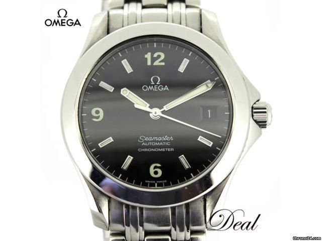 the best attitude 09a35 fb4bd Omega Seamaster