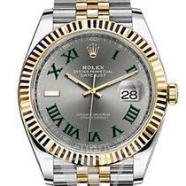 Rolex 126333 Gold/Steel 2019 Datejust 41mm new United States of America, New Jersey, Woodbridge