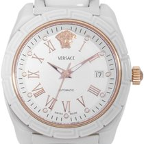 Versace Steel 40mm Automatic 01AC1 pre-owned