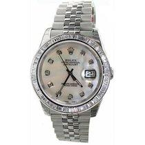 Rolex Datejust 116200 Very good Steel 36mm