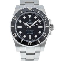 Rolex Submariner (No Date) 114060 2010 rabljen