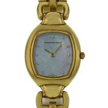 Audemars Piguet Zuto zlato 23.2mm Kvarc D 45790 rabljen