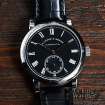 A. Lange & Söhne Richard Lange White gold 40.5mm Black Roman numerals United States of America, California, Irvine