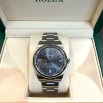 Rolex Oyster Perpetual 39 new 2010 Automatic Watch with original box and original papers M114300-0001