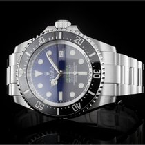 Rolex Sea-Dweller Deepsea 116660 2018 pre-owned
