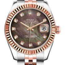 Rolex Lady-Datejust nuevo Automático Reloj con estuche original 179171-DMOPDJ