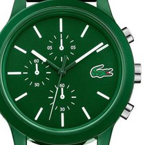 Lacoste Plastic 44mm Quartz 2010973 new