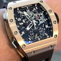 Richard Mille Rose gold Manual winding RM004 new