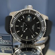 Revue Thommen Steel 45mm Automatic 17030.2537 new