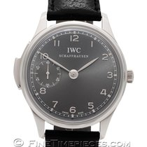 IWC IW524205 Or blanc 2020 Portuguese Minute Repeater 43.5mm nouveau