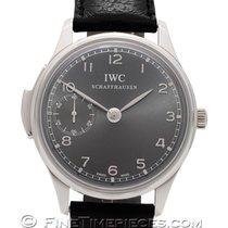 IWC Portuguese Minute Repeater White gold 43.5mm Arabic numerals