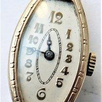 Rolex Prince Genex ladies 9 carat massiv Gold