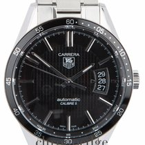 TAG Heuer Carrera Calibre 5 occasion 39mm Acier