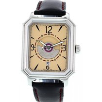 Perrelet Stainless Steel Perrelet Rectangle Royale Automatic