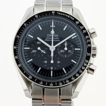 Omega Speedmaster Moonwatch with Box & Papers