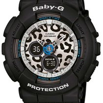 Casio BA-120LP-1AER Baby-G Damen 43mm 10ATM