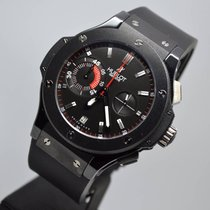 Hublot Big Bang 44 mm EURO 2008 UEFA Black PVD with 1 Year...