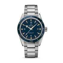 Omega Seamaster 300 Co-Axial Mens Watch 233.90.41.21.03.001
