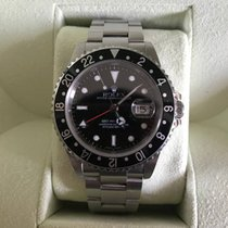 Rolex 16710 Acier 2005 GMT-Master II 40mm occasion France, BUSSY -SAINT-GEORGES