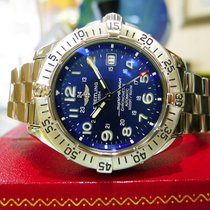Breitling Superocean Ref: A17360 Automatic Blue Dial 42mm...
