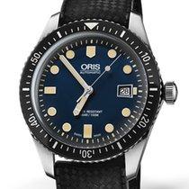 Oris Divers Men's Watch 01 733 7720 4055-07 4 21 18