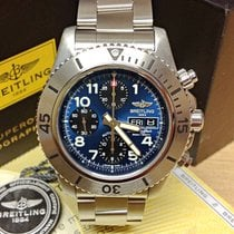 Breitling Superocean Chronograph Steelfish A13341 - Box &...